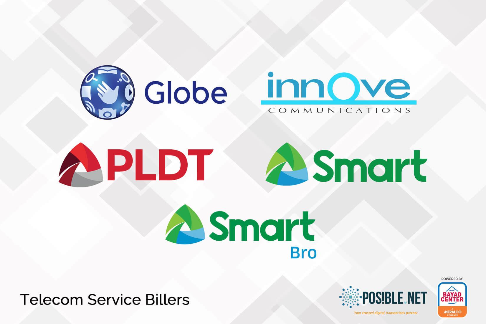 bills payment telecom services