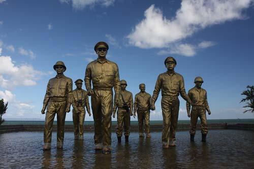 discover leyte macarthur landing memorial